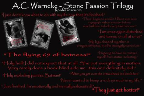 Stone Passions quote - jodi