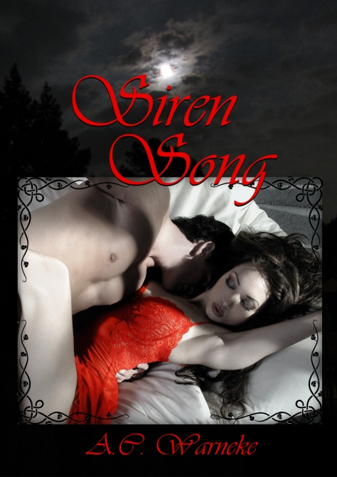 Siren Song ebook cover v2