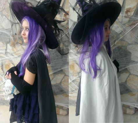 good and evil witch