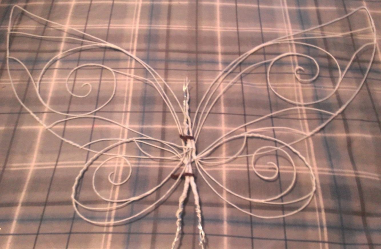 on making fairy wings a c warneke u0027s blog